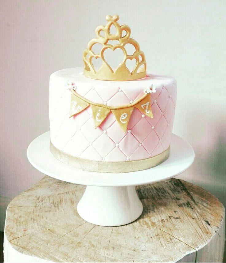 Prinses taart, princesscake