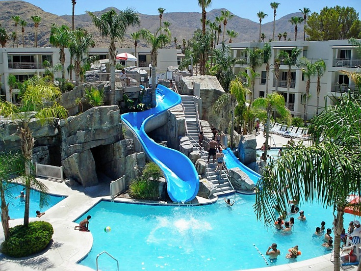 The #PalmCanyonResort in #PalmSprings , #California . Nominated one of the Best Family Resorts of 2012 by #ResorTime.com . To book a great #deal visit: http://www.resortime.com/resorts/profile.asp?resortid=624 #family #vacation #pool