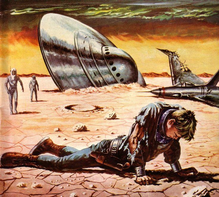 Favori 597 best Science Fiction Art images on Pinterest | Science fiction  JU53