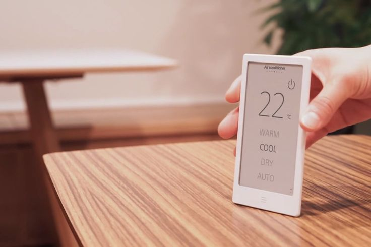 Sony unveils the Huis universal remote, featuring an E-Ink screen