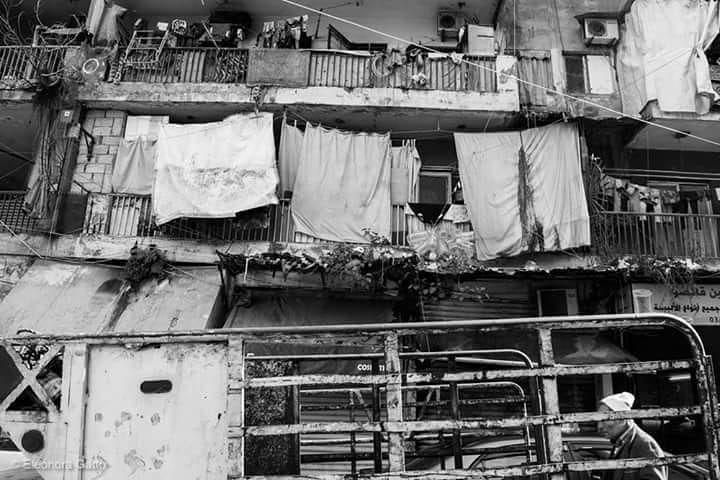Khandaq el Ghana Beirut Stratifications Beirut Lebanon #beirut #lebanon #libano #buildings #urban #construction #history #blackandwhite #blackandwhitephotography #photography #travel #travelgram #travelphotography #instagram #everydaylebanon #livinglebanon #streetphotography #fotografia #biancoenero #khandaqalghamiq #middleeast #mediooriente
