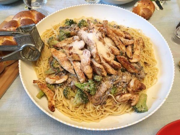 Junie's Pasta