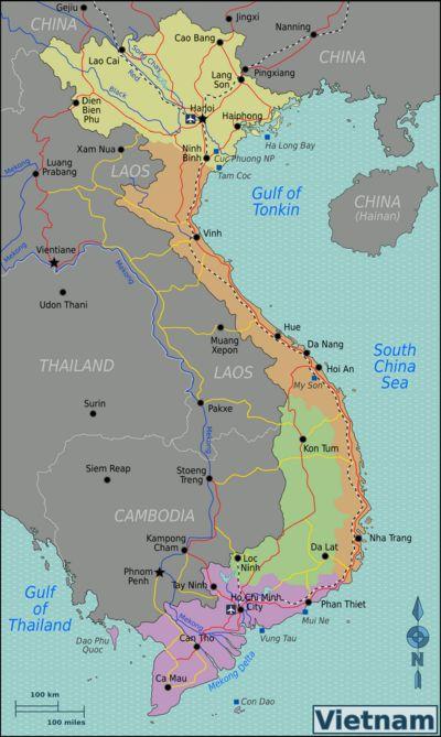 Vietnam travel guide - Wikitravel