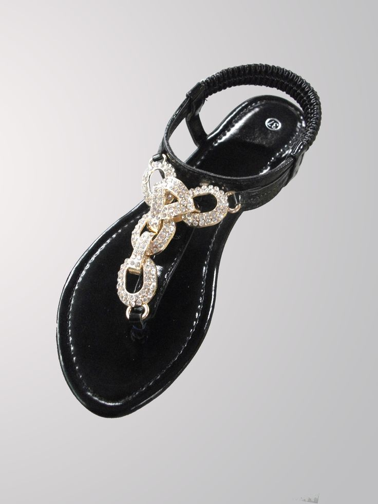 FW65359 Romantic summer sandals