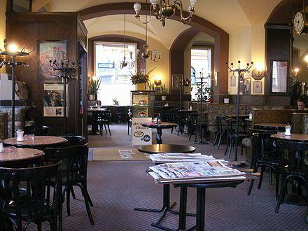 Wiener Kaffeehaus Eiles –