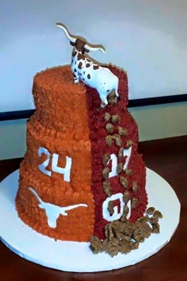 Best 25 Texas Longhorn Cake Ideas On Pinterest Ut