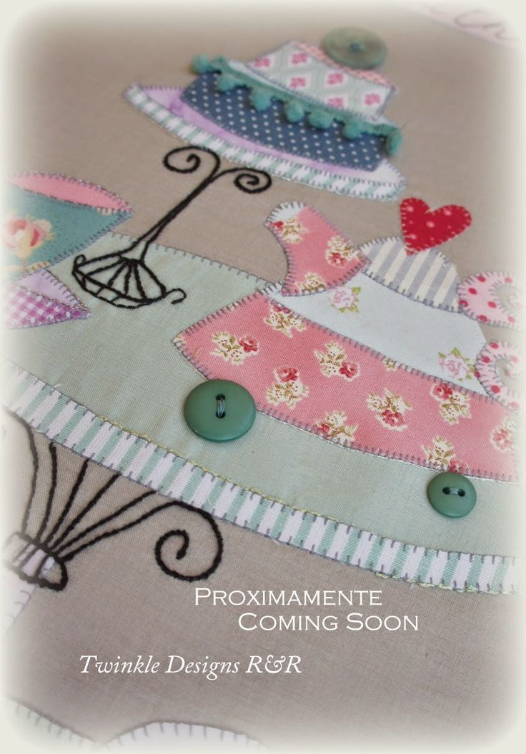 """TWINKLE PATCHWORK: Proximamente """" SWEET MISTERY QUILT """""""