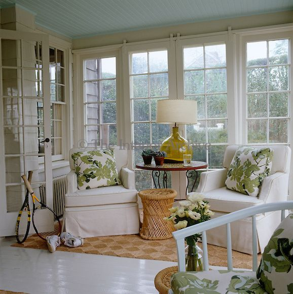 Six Of The Best Hamptons Home Decor Stores: 112 Best Sunroom Images On Pinterest