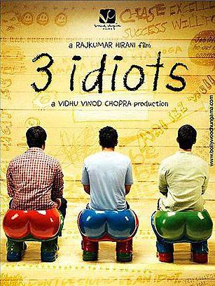 3 Idiots - 2009. LOVE IT