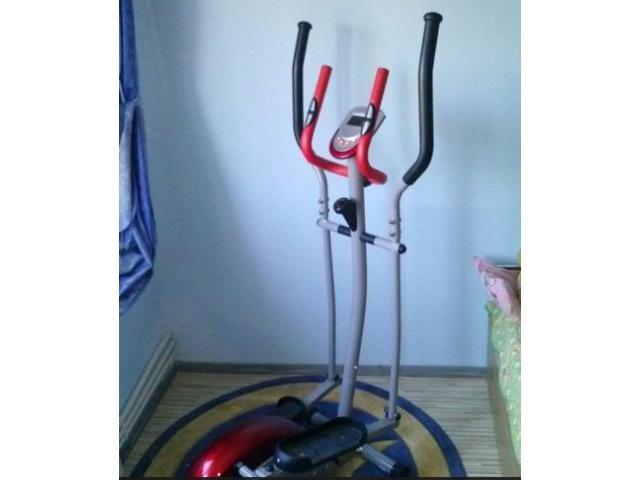 Vand bicicleta magnetica Sporter Giurgiu - Anunturi gratuite - anunturili.ro