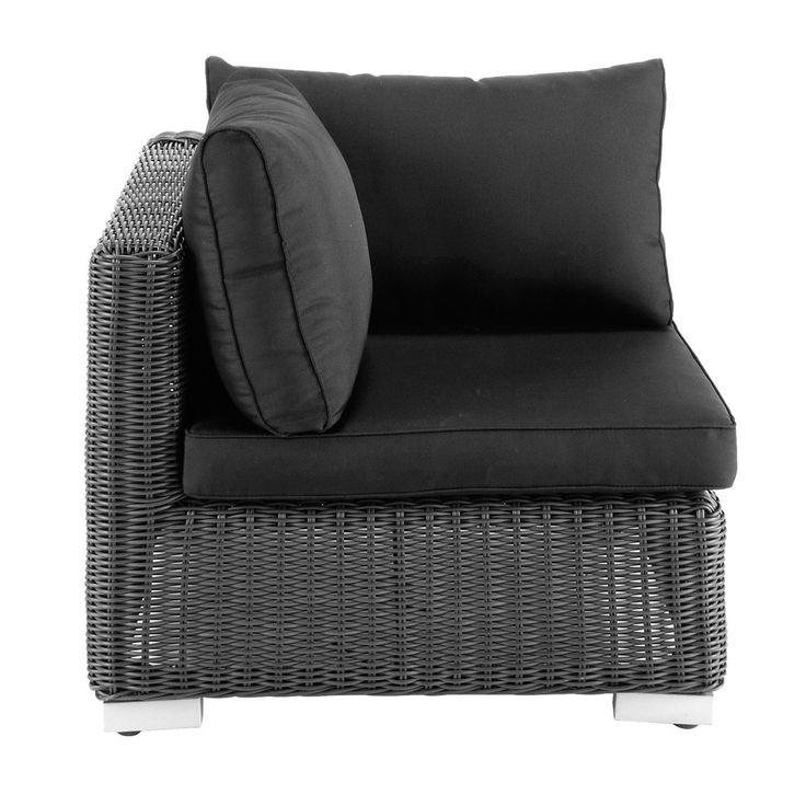 oltre 25 fantastiche idee su divano nero su pinterest | arredo ... - Angolo Divani In Copertina Nera