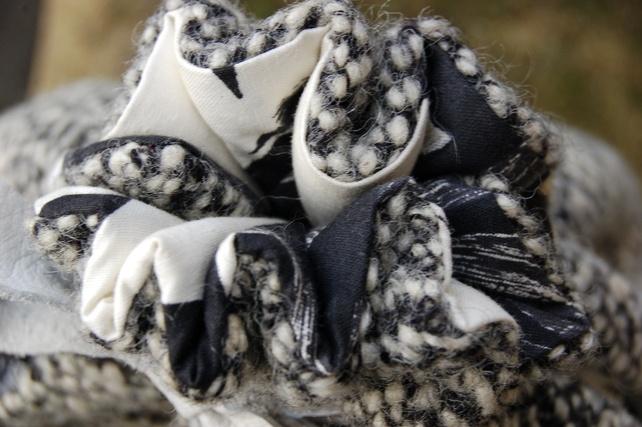 'Upcycled  vintage tweed'  A Very British Affair.