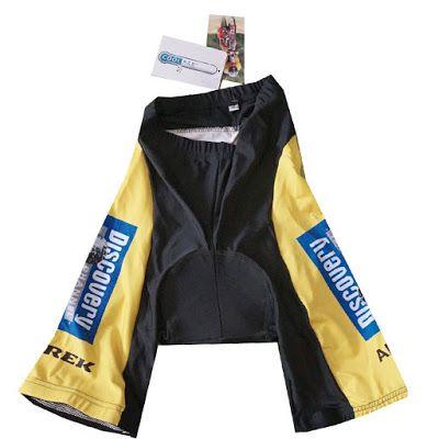 jual celana sepeda impor padding, pad, murah