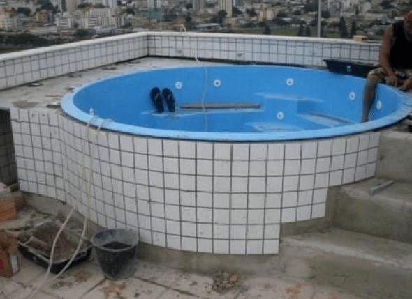 M s de 25 ideas incre bles sobre piscinas de plastico en for Piscinas plasticas redondas