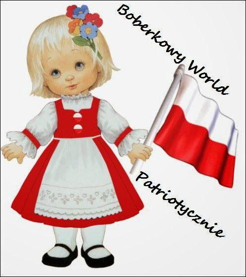 Boberkowy World : Polska - moja ojczyzna: literatura do zajęć, piosenki, zabawy