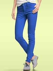 You can never be too rich or have too many skinnies!