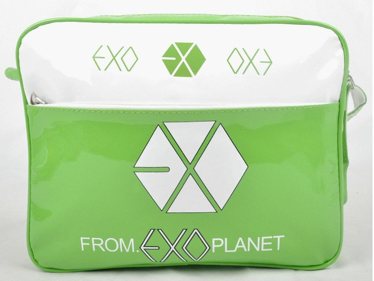 Kpop  EXO  fashion Team Logo backpack