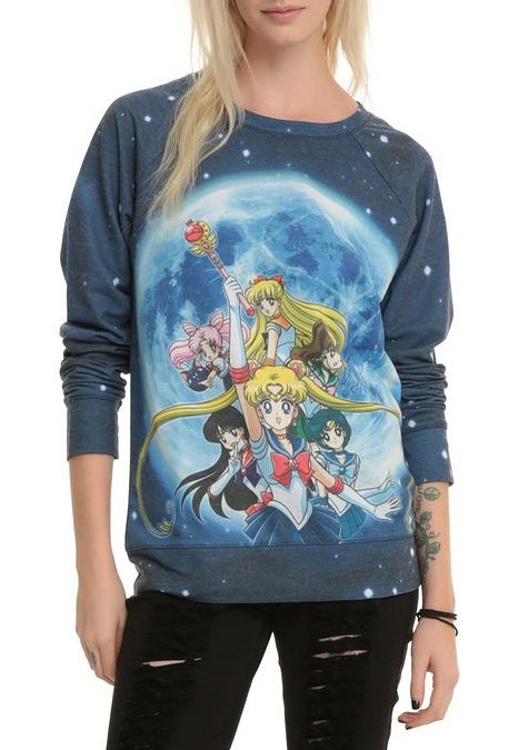 NEW SAILOR MOON R JUMPER!!! http://moonkittynet.tumblr.com/post/102047820935/new-sailor-moon-r-jumper