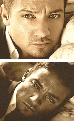 To have those eyes look into mine as he lays me down in his bed