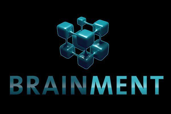 Das Logo von Brainment in Köln