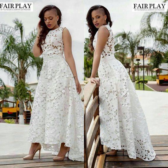Vêtements pour femmes africaines, robe en dentelle, robe de mariée, dashiki dres dentelle robe / africain / dres bal / robe de mariée africaine robe femmes
