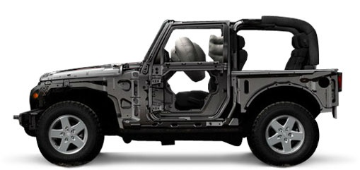 2012 jeep wrangler body structure airbag safety extrication jeep pinterest jeep wranglers. Black Bedroom Furniture Sets. Home Design Ideas