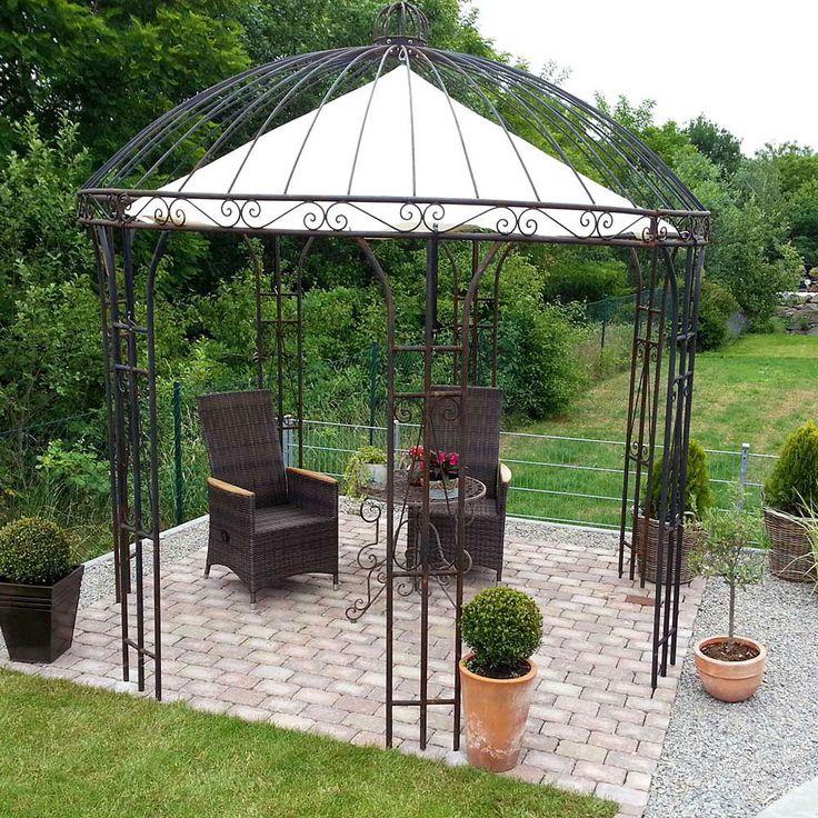 18 besten eisenpavillons gartenpavillon rosenpavillon pavillons bilder auf pinterest garten - Garten holzhauser aus polen ...