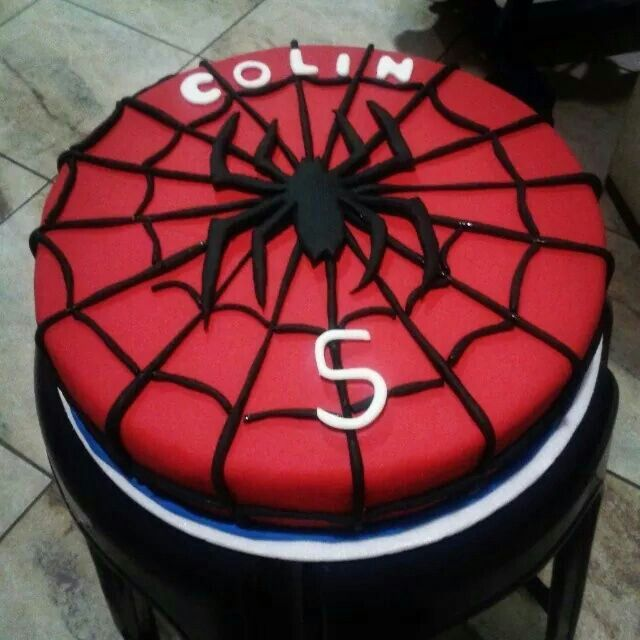 #cake #paulisbakery #spiderman