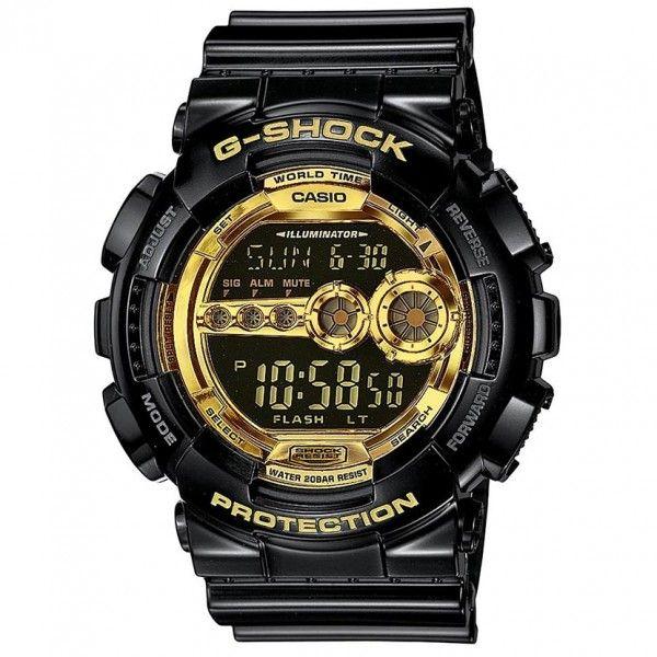 Casio G-Shock Gold | GD-100GB-1E