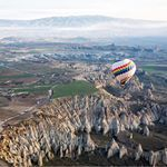 Have you been on a hot air balloon ride It can be a magical experience Its quiet its peaceful and the views can be unbelievable This photo was taken during our flight over Cappadocia Turkey cappadocia hotairballoon beautifuldestinations familytravel earthtrekkers goeverywhere familyadventure neverstopexploring exploremore traveladdict ventureout rtw aroundtheworld travelingfamily letsadventure familyadventuretravel travelmoments travelphotography wanderlust photooftheday optoutside…
