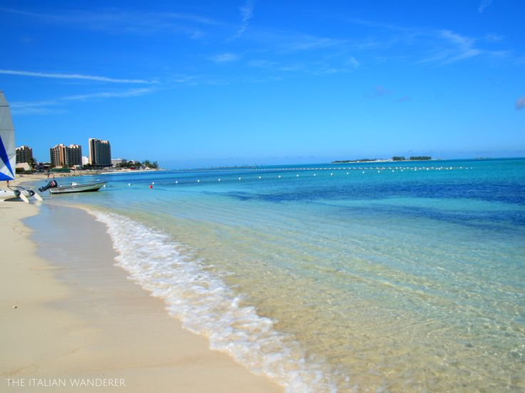 Nassau - Cable Beach