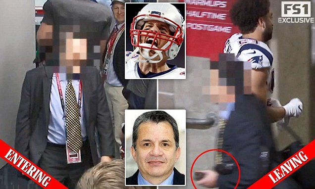 Footage shows Tom Brady jersey thief Mauricio Ortega in locker room