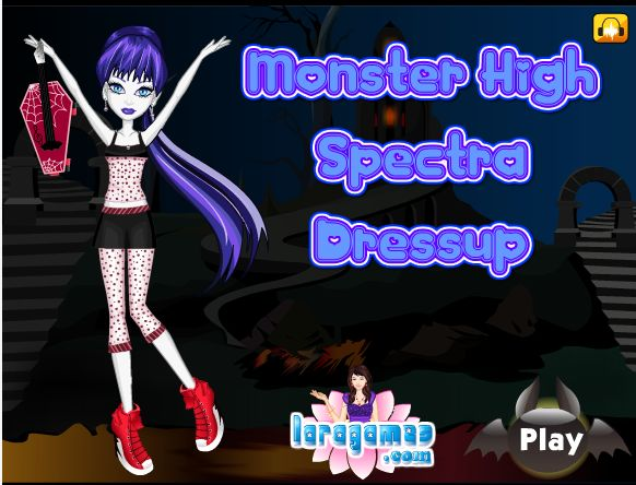 Best Monster High Games Images On Pinterest Link Game Of And - Monster high dress up games spectra hairstyle