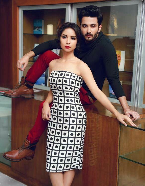 Dheeraj Dhoopar and Vinnie Arora