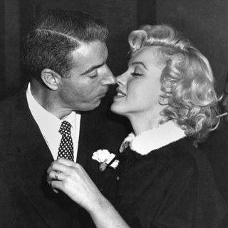 Marilyn Monroe und Joe DiMaggio 1954