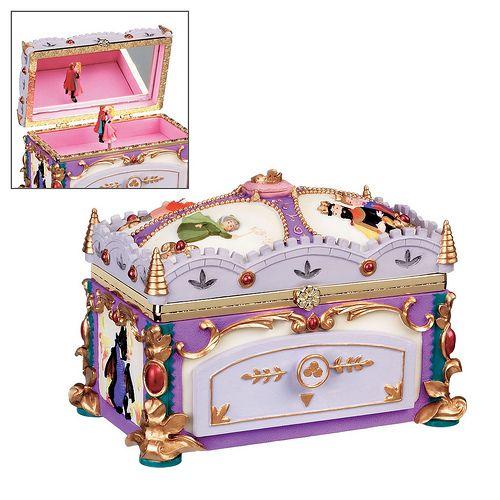 princess tiana jewelry box 3