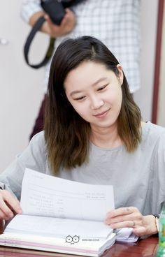Kong Hyo Jin, Incarnation of Jealousy bts. © SBS PD note