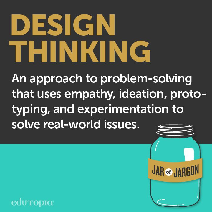 30+ design-thinking resources to help students engage in real-world problem-solving.
