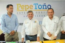 Tequio Nacional por Oaxaca, muestra del compromiso social de Pepe Toño: Jesús Zambrano