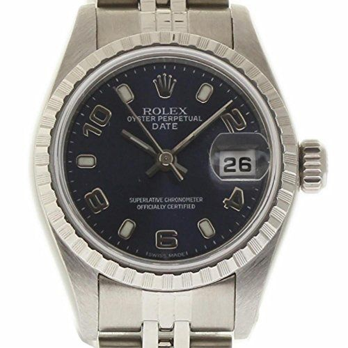 Rolex Date swiss-automatic womens Watch 79240 (Certified Pre-owned) *** You can ...