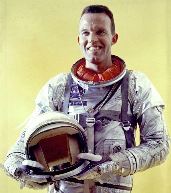 Loss of faith: Gordon Cooper's post-NASA stories