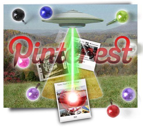 Landing The PinterestMothership