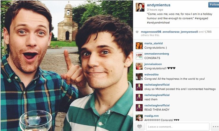 Andy Mientus and Michael Arden use Shakespeare to reveal engagement