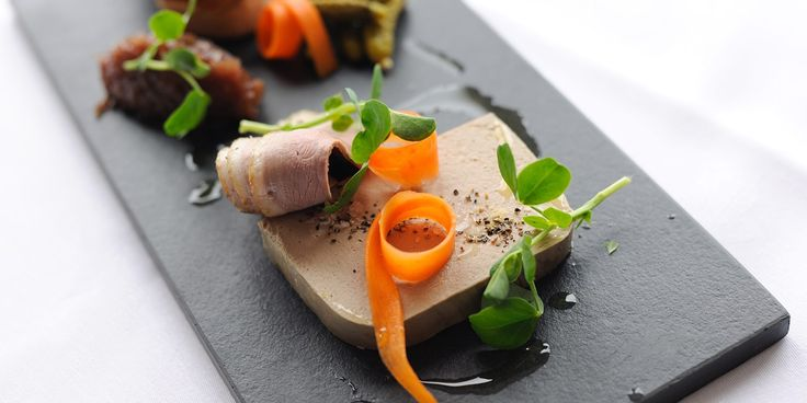 Josh Eggleton's duck liver parfait recipe combines a smooth parfait with a smoked duck breast. It is a remarkable starter, ideal with toasted bread and chutney.