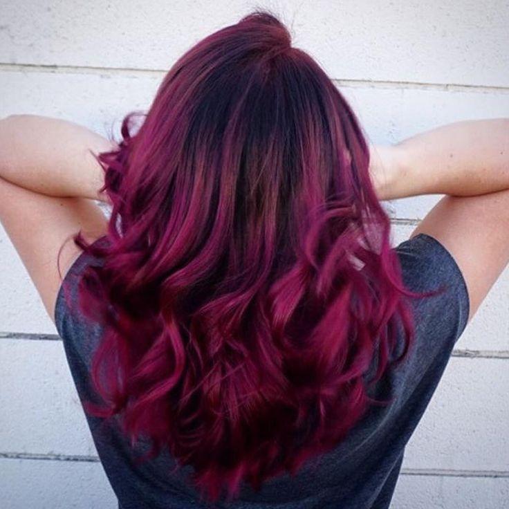 17 best ideas about raspberry hair on pinterest crazy. Black Bedroom Furniture Sets. Home Design Ideas