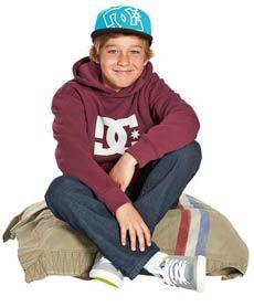 Dc* hoody til tweens. Bestill på barnogleker.no #barneklær #tweens #nettbutikk #dc*