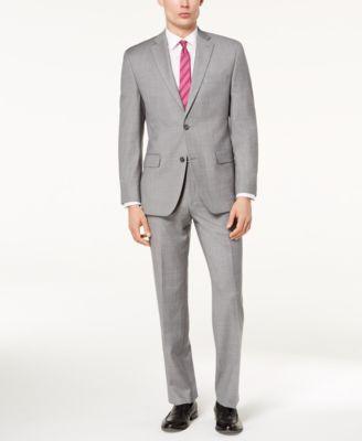 16eb18bb9fb96 Men s Classic-Fit Airsoft Stretch Solid Suit Separates