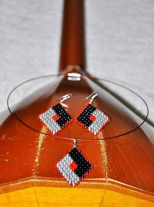 Cukorpalantak / Titania - sada šperkov