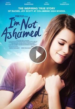 I'm Not Ashamed 2016 ‧ Drama film/Biography ‧ 1h 52m 25%Rotten Tomatoes 2/5The AV Club 5.1/10IMDb Columbine High School student Rachel Joy Scott grew ...