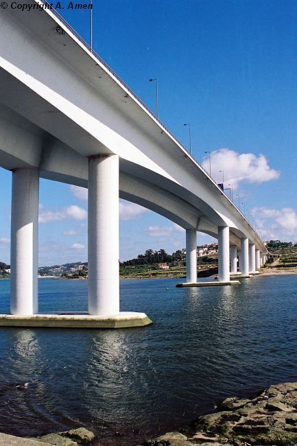 Ponte do Freixo www.webook.pt #webookporto #porto #pontes